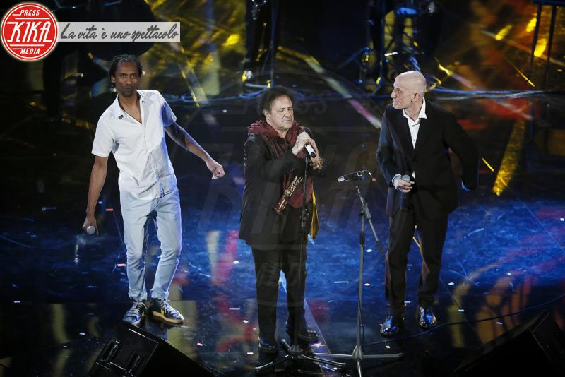 Enzo Avitabile, Avion travel, Peppe Servillo - Sanremo - 09-02-2018 - Sanremo 2018, nuove proposte: vince Ultimo