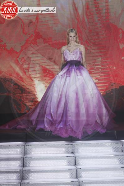 Michelle Hunziker - Sanremo - 10-02-2018 - Sanremo 2018, nuove proposte: vince Ultimo