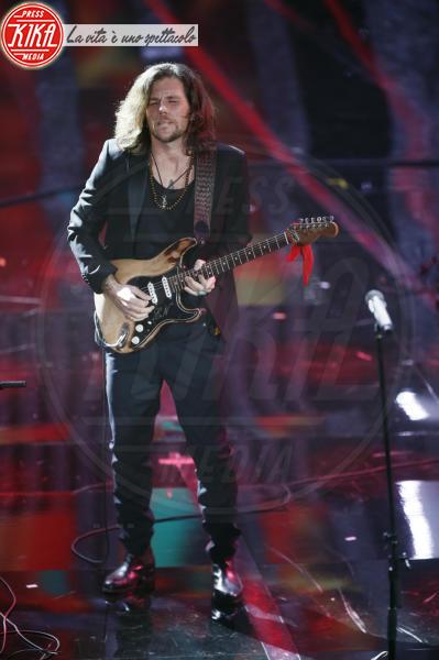 Enrico Nigiotti - Sanremo - 10-02-2018 - Sanremo 2018, nuove proposte: vince Ultimo