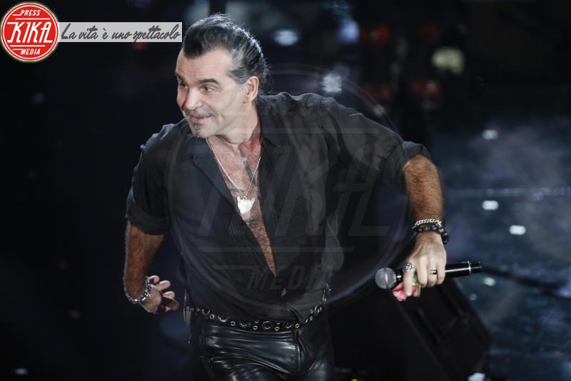 Piero Pelù - Sanremo - 10-02-2018 - Sanremo 2018, nuove proposte: vince Ultimo