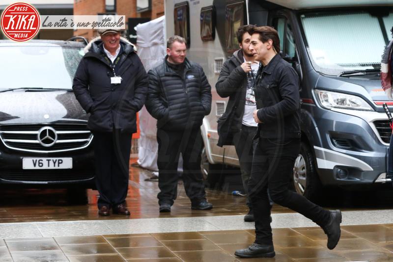 Londra - 10-02-2018 - Tom Cruise, non ti è bastata la frattura alla caviglia?