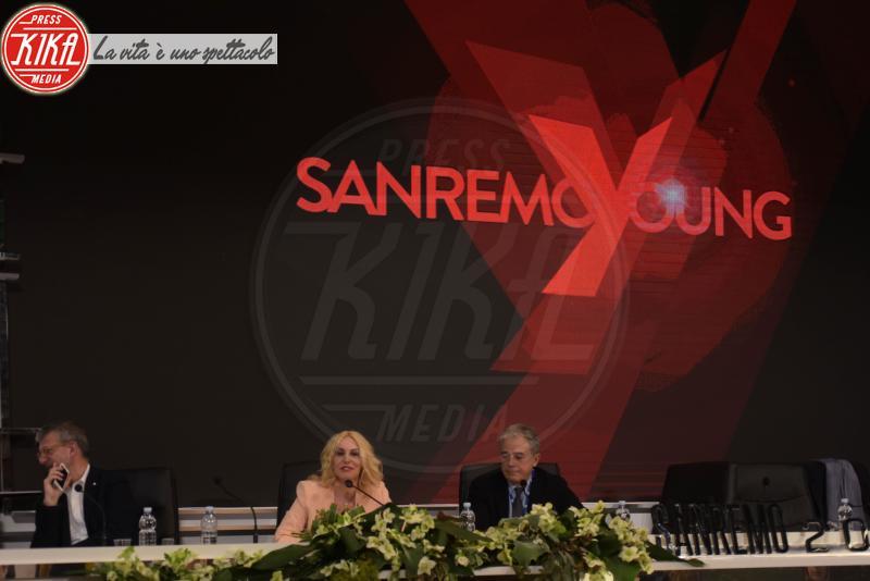 Antonella Clerici - Sanremo - 10-02-2018 - Antonella Clerici porta all'Ariston, Sanremo Young
