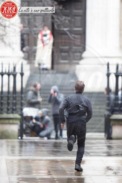 Tom Cruise - Londra - 10-02-2018 - Tom Cruise, non ti è bastata la frattura alla caviglia?