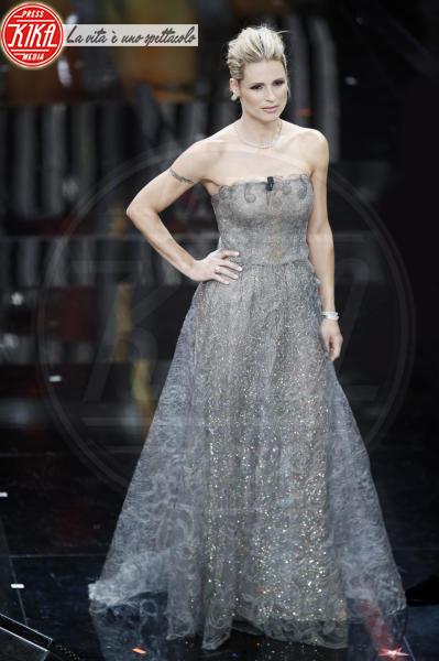 Michelle Hunziker - Sanremo - 06-02-2018 - Michelle Hunziker e J-Ax: la coppia che non ti aspetti... in tv!