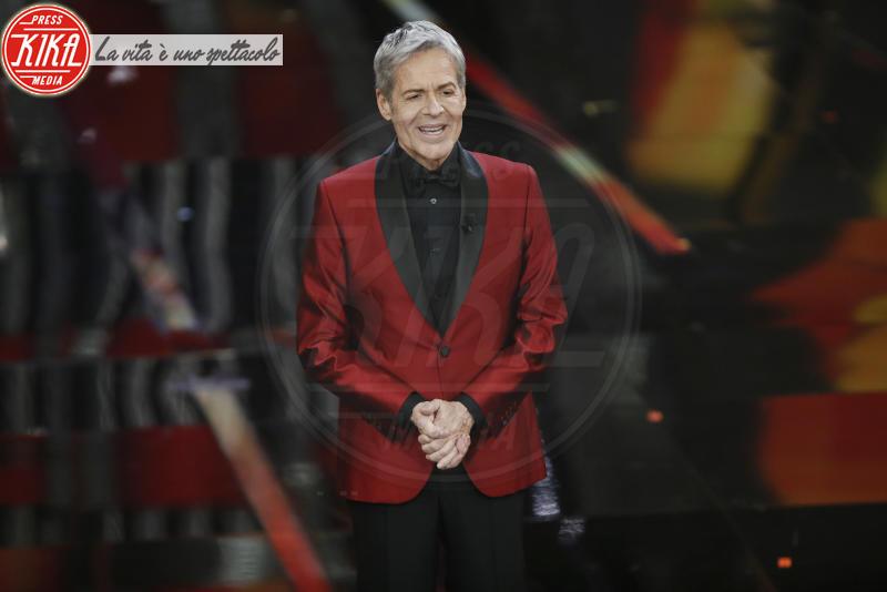 Claudio Baglioni - Sanremo - 10-02-2018 - Sanremo, Pausini show e Favino commuove con monologo su migranti