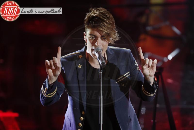 The Kolors - Sanremo - 10-02-2018 - Sanremo, Pausini show e Favino commuove con monologo su migranti