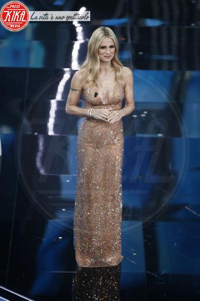 Michelle Hunziker - Sanremo - 10-02-2018 - Michelle Hunziker e J-Ax: la coppia che non ti aspetti... in tv!