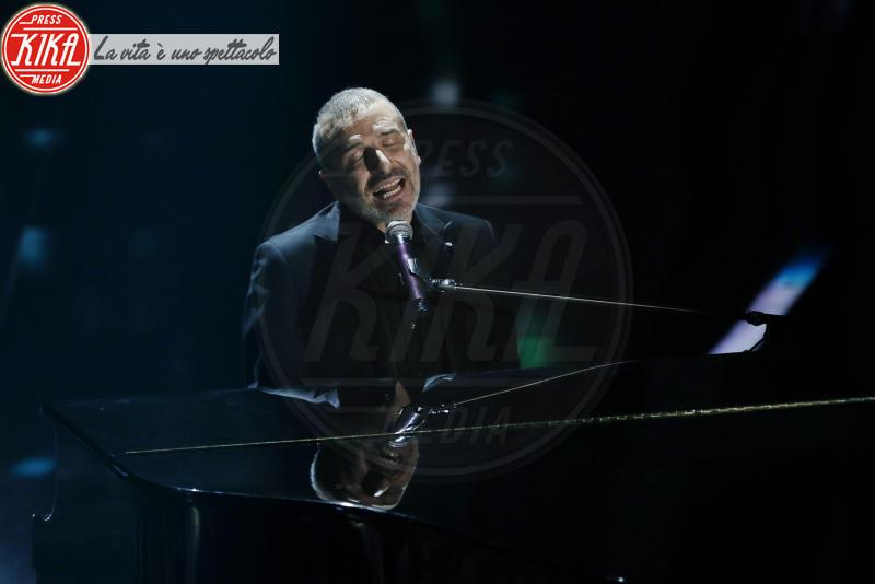 Pacifico - Sanremo - 10-02-2018 - Sanremo, Pausini show e Favino commuove con monologo su migranti