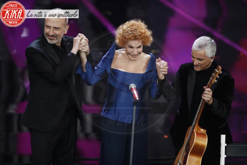 Bungaro, Pacifico, Ornella Vanoni - Sanremo - 10-02-2018 - Sanremo, Pausini show e Favino commuove con monologo su migranti