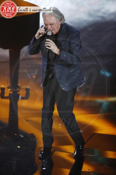 Riccardo Fogli - Sanremo - 10-02-2018 - Sanremo, Pausini show e Favino commuove con monologo su migranti