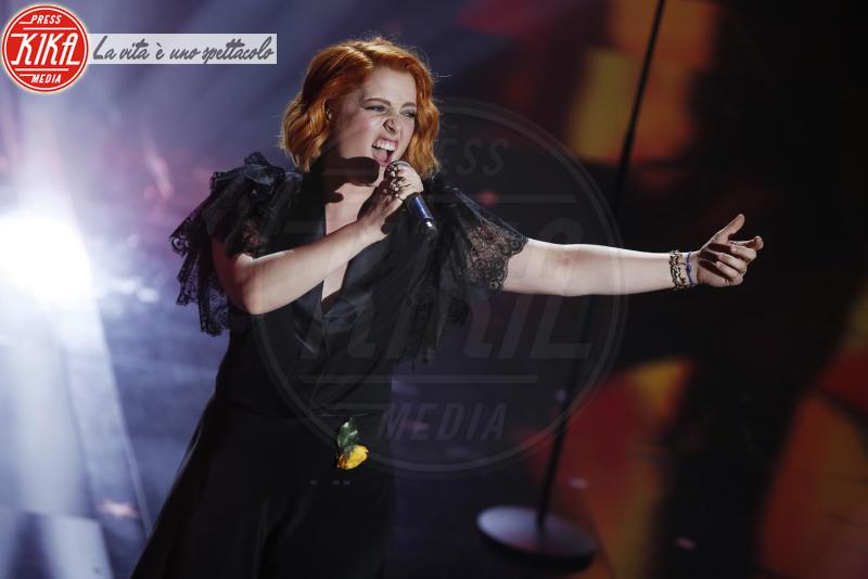 Noemi - Sanremo - 10-02-2018 - Sanremo, Pausini show e Favino commuove con monologo su migranti