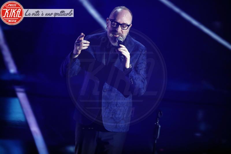 Mario Biondi - Sanremo - 11-02-2018 - Sanremo, Pausini show e Favino commuove con monologo su migranti