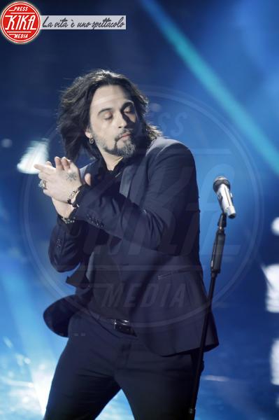 Francesco Sarcina - Sanremo - 11-02-2018 - Sanremo, Pausini show e Favino commuove con monologo su migranti