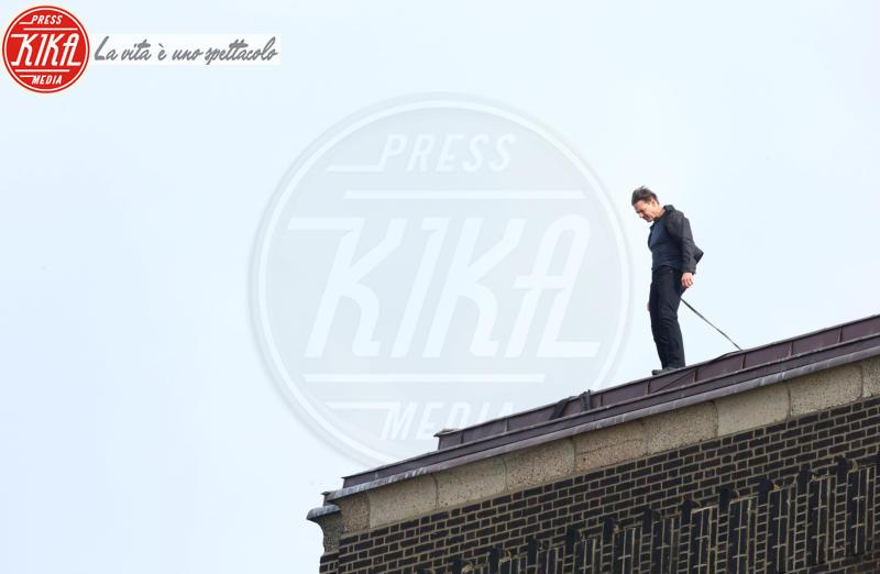 Tom Cruise - Londra - 11-02-2018 - Tom Cruise, non ti è bastata la frattura alla caviglia?