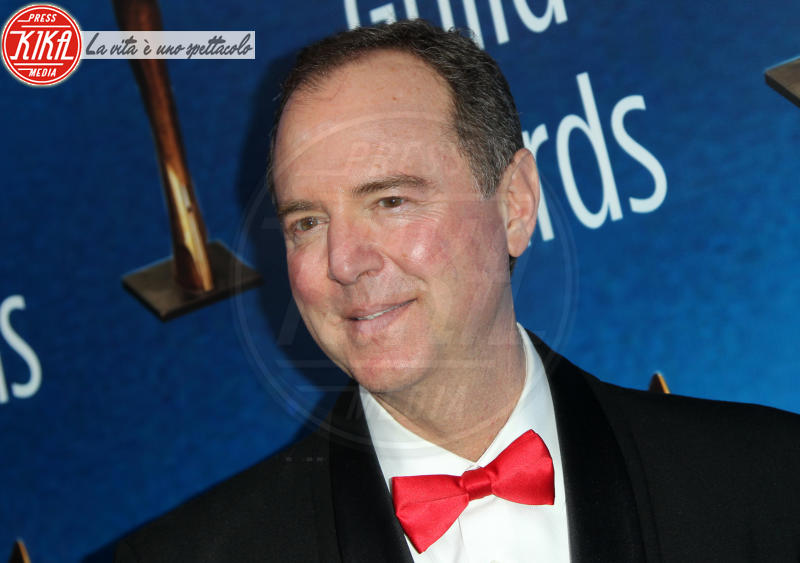 Adam Schiff, U.S. Democratic Representative for California's 28th Congressional District - Los Angeles - 12-02-2018 - WGA, Chiamami con il tuo nome premiato con James Ivory