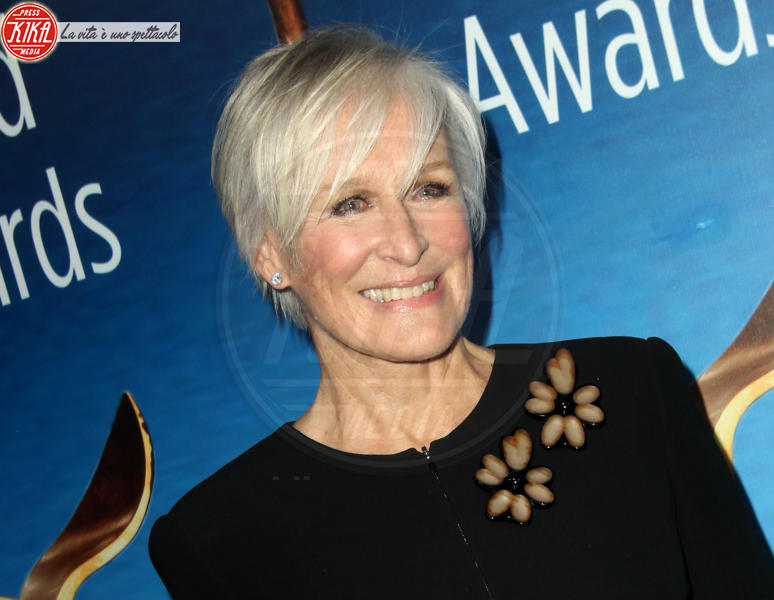 Glenn Close - Los Angeles - 11-02-2018 - WGA, Chiamami con il tuo nome premiato con James Ivory