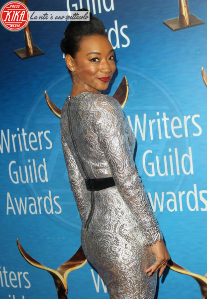 Betty Gabriel - Los Angeles - 11-02-2018 - WGA, Chiamami con il tuo nome premiato con James Ivory