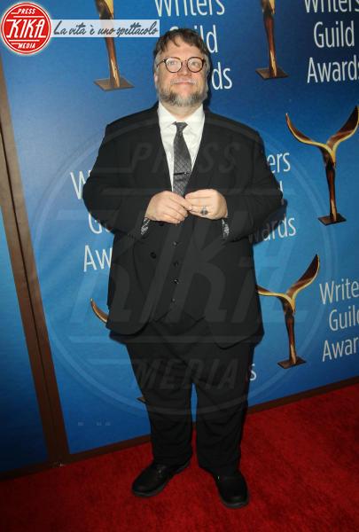 Guillermo del Toro - Los Angeles - 11-02-2018 - WGA, Chiamami con il tuo nome premiato con James Ivory