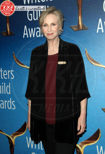 Jane Lynch - Los Angeles - 11-02-2018 - WGA, Chiamami con il tuo nome premiato con James Ivory