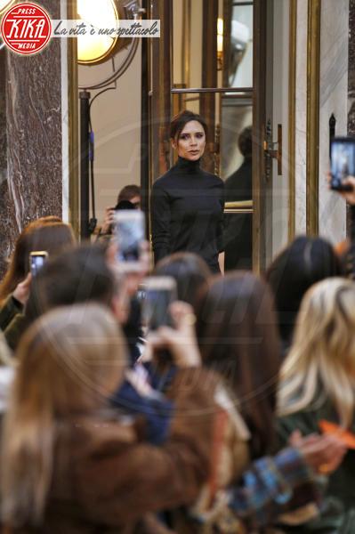 Victoria Beckham - New York - 11-02-2018 - NYFW: a fare il tifo per Victoria c'è tutta la famiglia Beckham