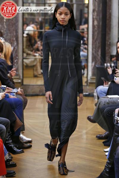 Sfilata Victoria Beckham - New York - 11-02-2018 - NYFW: a fare il tifo per Victoria c'è tutta la famiglia Beckham
