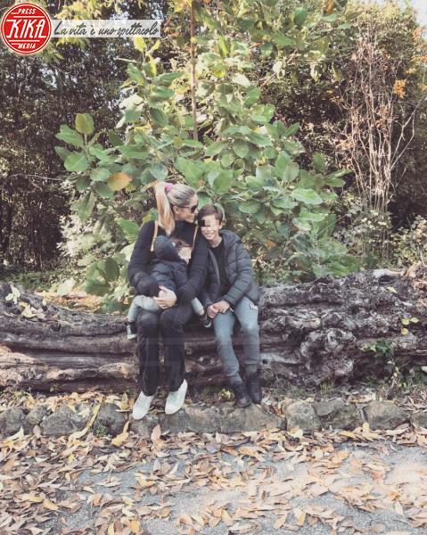 Giacomo Corradi, Elena Santarelli - 12-02-2018 - Elena Santarelli, la toccante lettera del figlio Giacomo