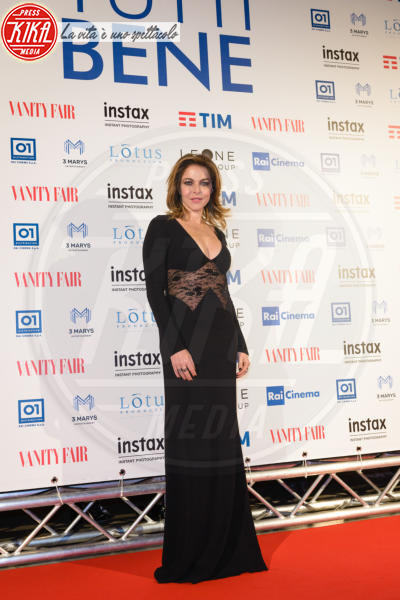 Claudia Gerini - Roma - 12-02-2018 - Carolina Crescentini, A casa tutti bene... al cinema e in amore