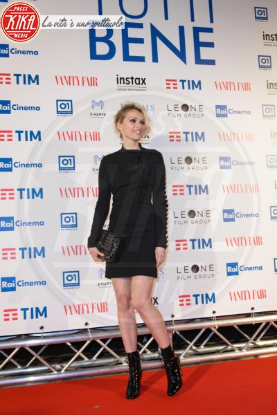 Caterina Shulha - Roma - 12-02-2018 - Carolina Crescentini, A casa tutti bene... al cinema e in amore