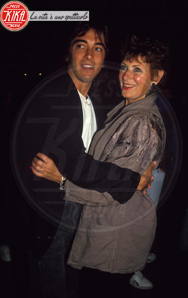 Marion Ross, Scott Baio - Hollywood - 02-09-1989 -