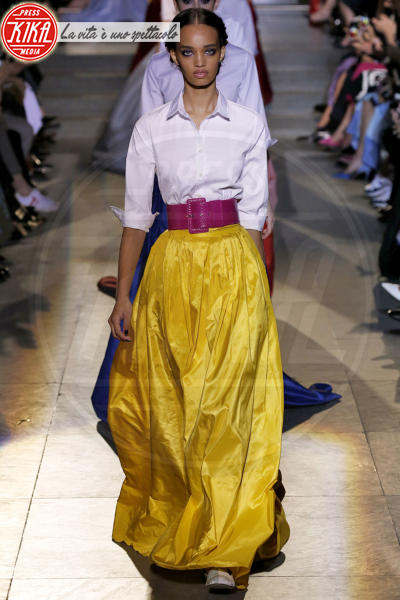 Sfilata Carolina Herrera - New York - 12-02-2018 - NYFW: l'addio alla passerella di  Carolina Herrera
