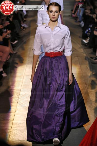 Sfilata Carolina Herrera - New York - 12-02-2018 - NYFW: l'addio alla passerella di  Carolina Herrera