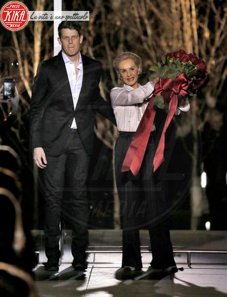 Sfilata Carolina Herrera, Wes Gordon, Carolina Herrera - New York - 12-02-2018 - NYFW: l'addio alla passerella di  Carolina Herrera