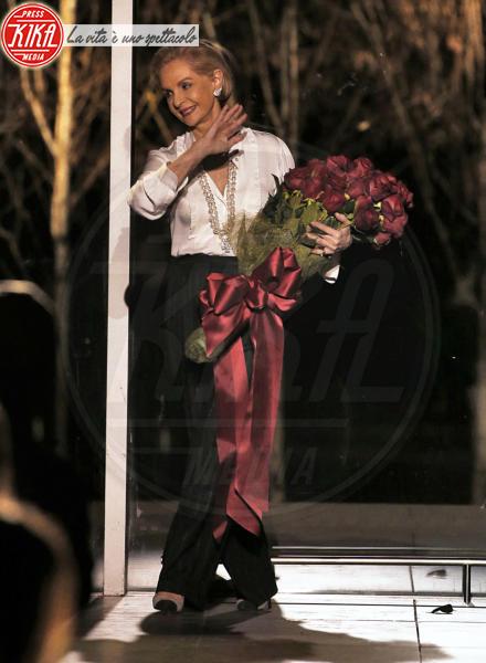 Sfilata Carolina Herrera, Carolina Herrera - New York - 12-02-2018 - NYFW: l'addio alla passerella di  Carolina Herrera