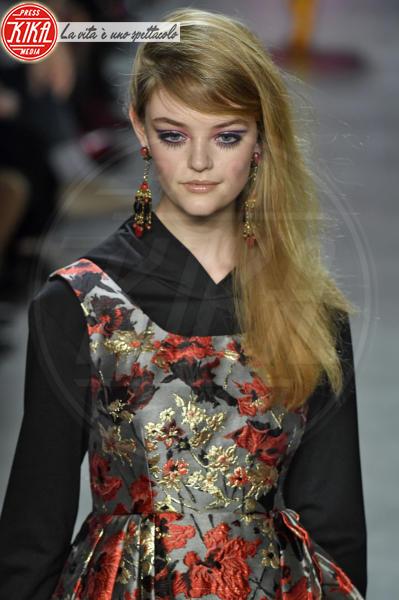 Sfilata Anna Sui, Model - New York - 12-02-2018 - NYFW: Gigi Hadid sfila per Anna Sui. Troppo magra? Ecco perché