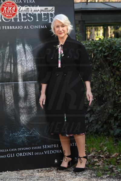 Helen Mirren - Roma - 13-02-2018 - Helen Mirren è La Vedova Winchester: il photocall di Roma