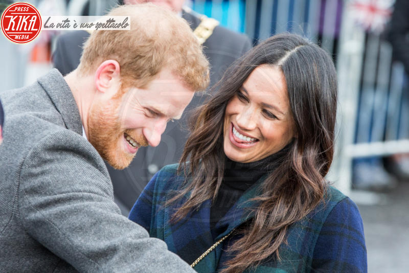 Meghan Markle, Principe Harry - Edimburgo - 13-02-2018 - Thomas Markle verrà operato: alle nozze non ci sarà
