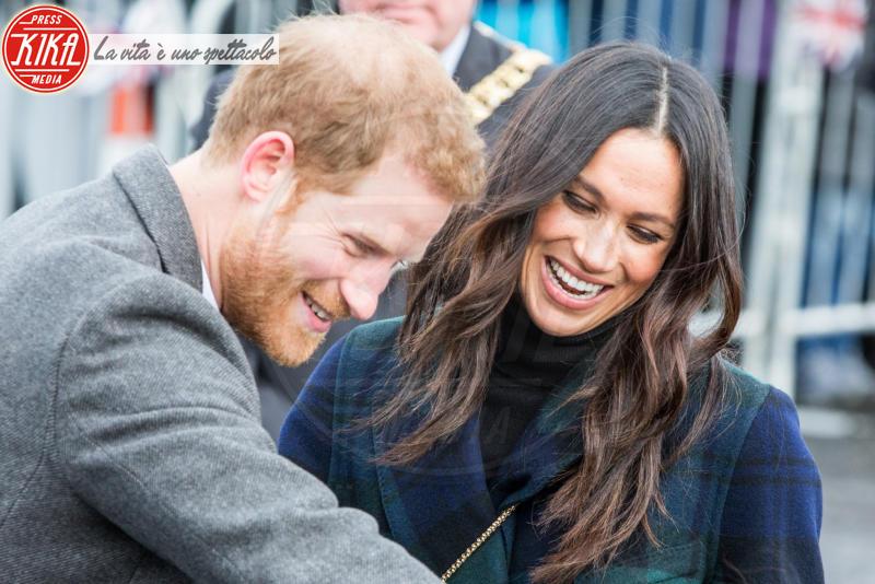Meghan Markle, Principe Harry - Edimburgo - 13-02-2018 - Contratti prematrimoniali vip: la scelta di Harry e Meghan