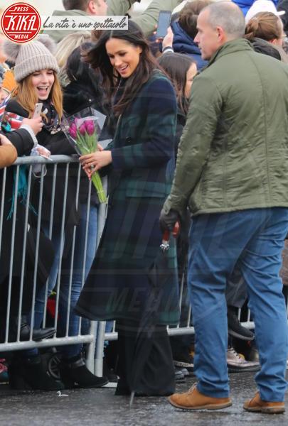Meghan Markle - Edimburgo - 13-02-2018 - Harry & Meghan: a Edimburgo li accoglie... un pony!