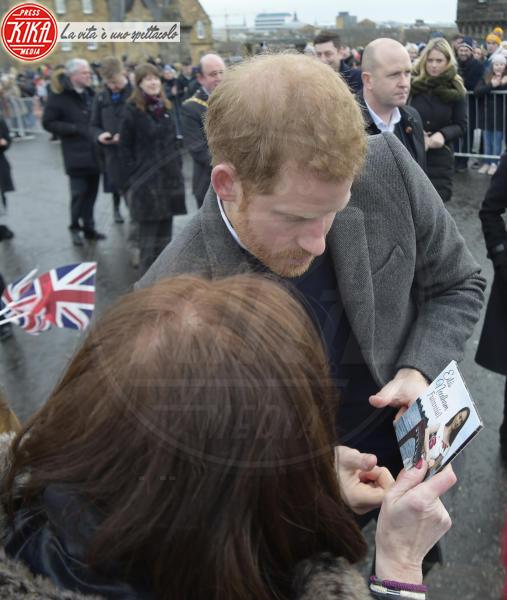 Principe Harry - Regno Unito - 13-02-2018 - Harry & Meghan: a Edimburgo li accoglie... un pony!