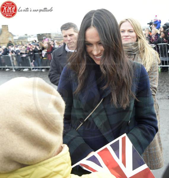 Meghan Markle - Regno Unito - 13-02-2018 - Harry & Meghan: a Edimburgo li accoglie... un pony!