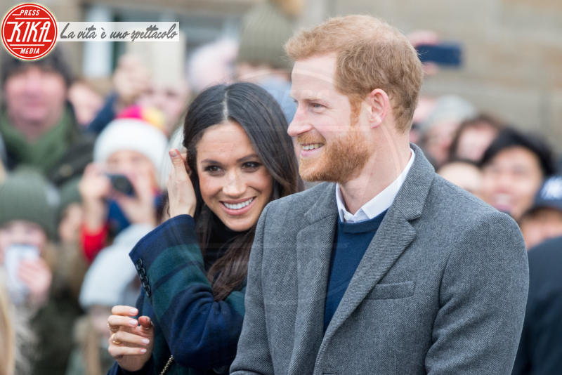 Meghan Markle, Principe Harry - Edimburgo - 13-02-2018 - Harry: