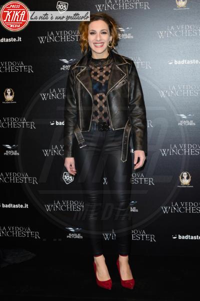 Angela Ciaburri - Roma - 13-02-2018 - Helen Mirren, dama in rosso per La Vedova Winchester