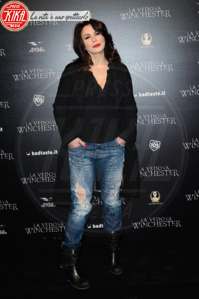Karin Proia - Roma - 13-02-2018 - Helen Mirren, dama in rosso per La Vedova Winchester