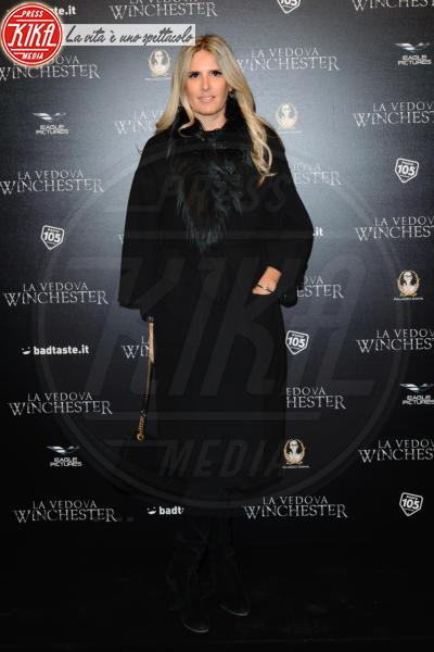 Tiziana Rocca - Roma - 13-02-2018 - Helen Mirren, dama in rosso per La Vedova Winchester