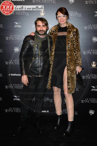 Gianmarco Amicarelli, Jane Alexander - Roma - 13-02-2018 - Helen Mirren, dama in rosso per La Vedova Winchester