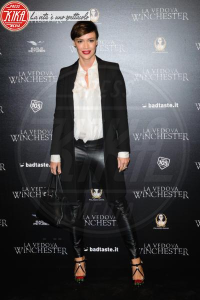 Roberta Giarrusso - Roma - 13-02-2018 - Helen Mirren, dama in rosso per La Vedova Winchester