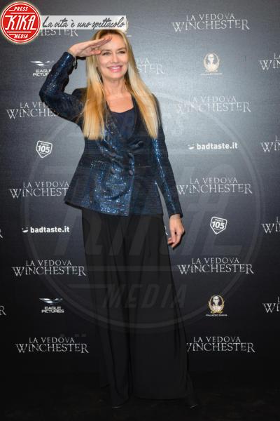 Gloria Guida - Roma - 13-02-2018 - Helen Mirren, dama in rosso per La Vedova Winchester