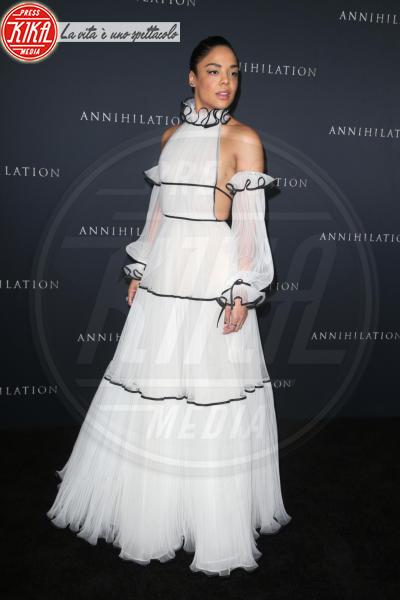 Tessa Thompson - Westwood - 14-02-2018 - Natalie Portman è una dark lady alla prima di Annihilation