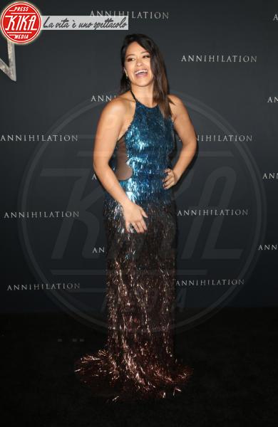Gina Rodriguez - Westwood - 14-02-2018 - Natalie Portman è una dark lady alla prima di Annihilation