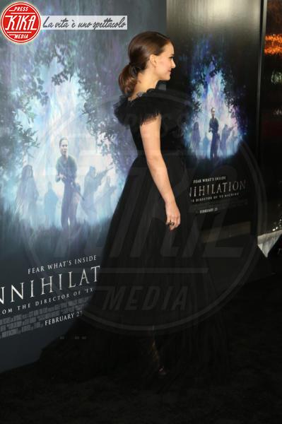 Natalie Portman - Westwood - 14-02-2018 - Natalie Portman è una dark lady alla prima di Annihilation